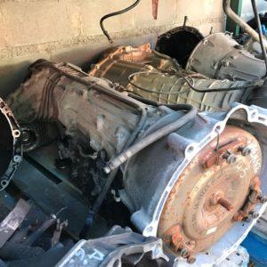 PORSCHE CAYENNE TURBO motor 4. 5 V8