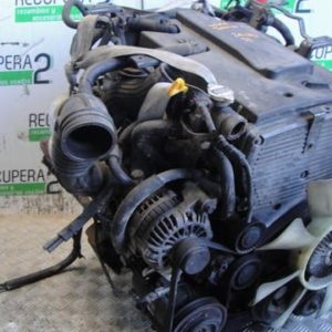 motor hyundai terracan- galloper 2.9crdi J3