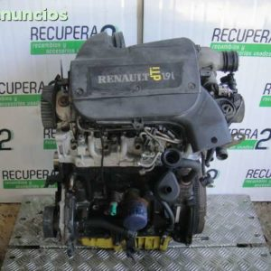 motor renault 1.9dTi F9Q