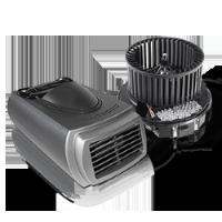 componentes de la climatización